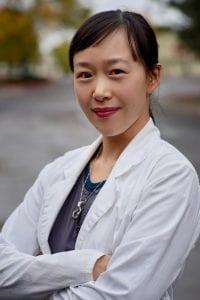 Dr Pearl Lai headshot